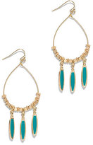 New York & Co. Dream Catcher Drop Earring