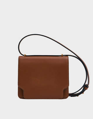 Marge Sherwood Women's Vava Classic Mini Bag in Brown | Leather