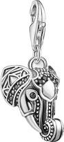 Thomas Sabo Charm Club elephant head sterling silver charm