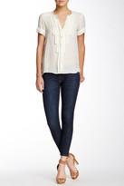 Hudson Krista Cropped Super Skinny Jean