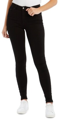 Only Black High Waist Skinny Jean