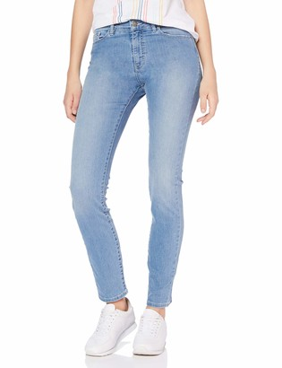 BOSS Women's J21 Slim Fit Jeans
