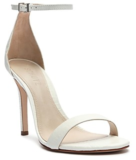 Schutz Women's Cadey-Lee Ankle Strap High Heel Sandals