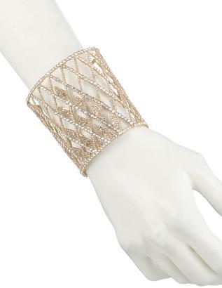 Alexis Bittar Crystal Lattice Cuff
