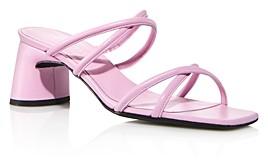 Dorateymur Women's Arena Slip On Strappy Sandals