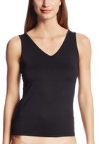 Cinema Etoile Women's Two-Way Camisole V and Scoop-Neck