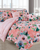 Thumbnail for your product : Melange Home Barbarian Gone Floral 5Pc Comforter Set