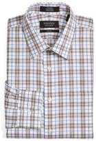 Nordstrom Men's Trim Fit Non-Iron Check Dress Shirt