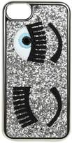 Chiara Ferragni Case Iphone S6 / S7 Case Flirting Eyes Glitter
