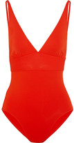 Eres Les Essentiels Lacrin Swimsuit - Orange