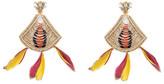 Deepa Gurnani Colleen Earrings