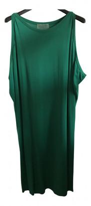 Giambattista Valli Green Viscose Dresses
