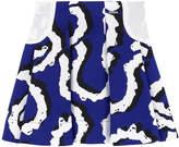 Kenzo Cotton piqué skirt