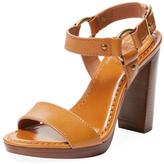Frye Sara Leather Harness Sandal