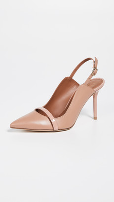 Malone Souliers Marion 85mm Slingback Pumps