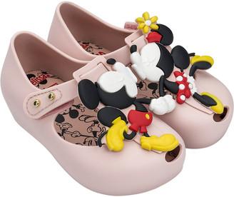 Mini Melissa Ultragirl Disney Twins III Mary Jane Flat, Toddler