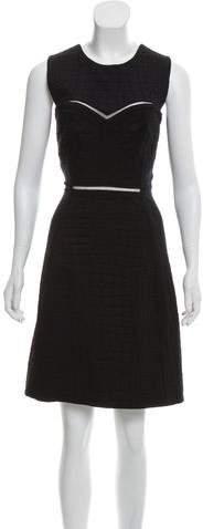 Yigal Azrouel Sleeveless Knee-Length Dress w/ Tags