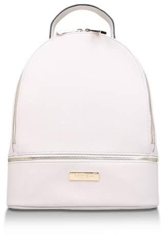 Carvela Cream 'Suzie Zip Backpack' Backpack