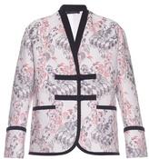 Giles Borzoi jacquard jacket