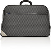"Valextra MEN'S K VAL 23"" TWO-WHEEL WEEKENDER BAG"