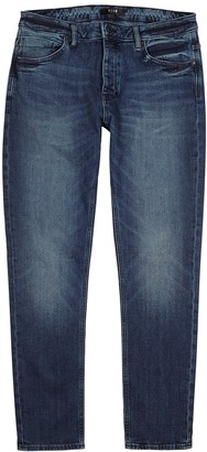Neuw Lou dark blue slim-leg jeans