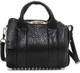 Alexander Wang Rockie in Pebble Lamb with Rose Gold Details
