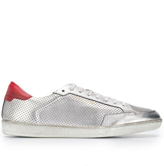Saint Laurent Court Classic SL/10 low-top sneakers