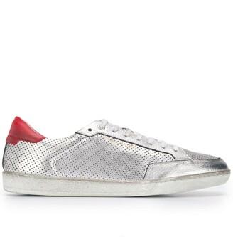 Saint Laurent SL/10 low-top sneakers