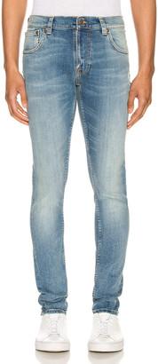 Nudie Jeans Tight Terry in Summer Dust | FWRD