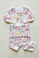 Kissy Kissy Popsicle 2 Piece Pajamas