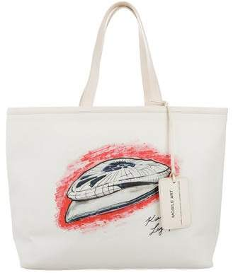 Chanel Mobile Art Tote