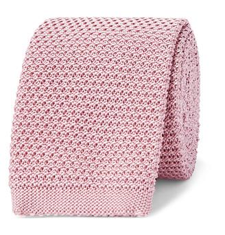 Boglioli 6cm Knitted Silk Tie