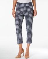 Charter Club Iconic-Print Capri Pants, Only at Macy's