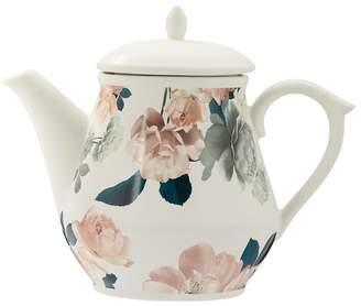 Indigo WINTER ROSE TEA POT