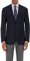 Barneys New York Men's Wool Two-Button Blazer