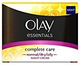Olay 4 x Essentials Complete Care Night Enriched Cream 50ml