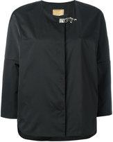 Fay stylised buckle jacket