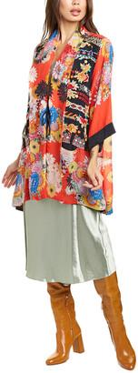 Johnny Was Mishka Silk Kimono