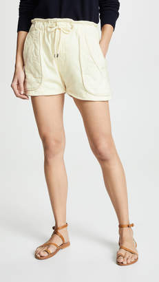 Sea O'Keefe Quilted Shorts