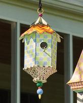 Mackenzie Childs MacKenzie-Childs Flyer's Folly Birdhouse