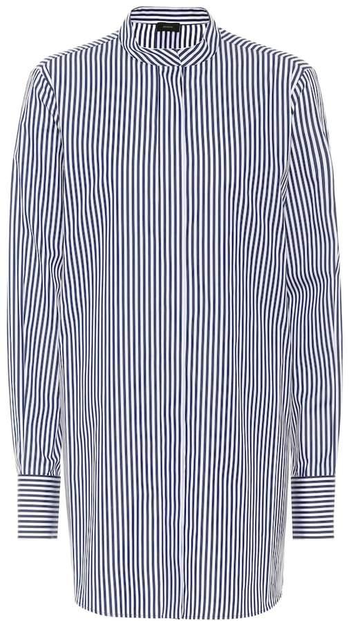 Joseph Carla striped cotton shirt