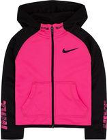 Nike Long-Sleeve Therma Zip Hoodie - Girls 4-6x