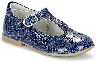 Citrouille et Compagnie IZALTON girls's Shoes (Pumps / Ballerinas) in Blue