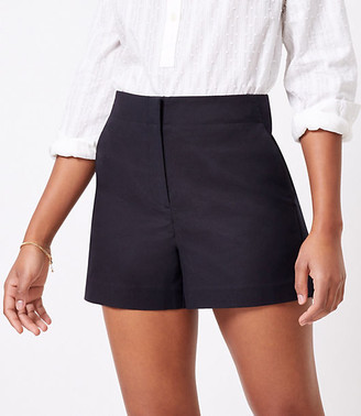 LOFT The High Waist Riviera Short with 4 Inch Inseam