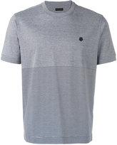 Z Zegna striped T-shirt - men - Cotton - M