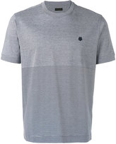 Z Zegna striped T-shirt - men - Cotton - S