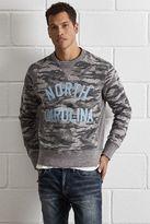 Tailgate UNC Camo Sweatshirt