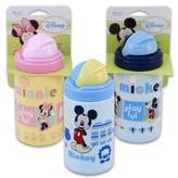Disney Mickey & Minnie Jumbo Sipper Cup with Straw (Blue)