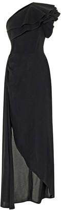 Elie Saab Asymmetrical gown