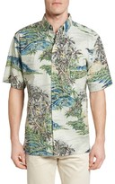 Reyn Spooner Men's Classic Fit Diamond Head Sport Shirt
